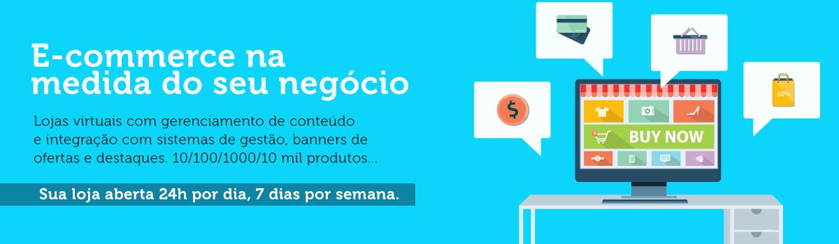 E-commerce Sob Medida